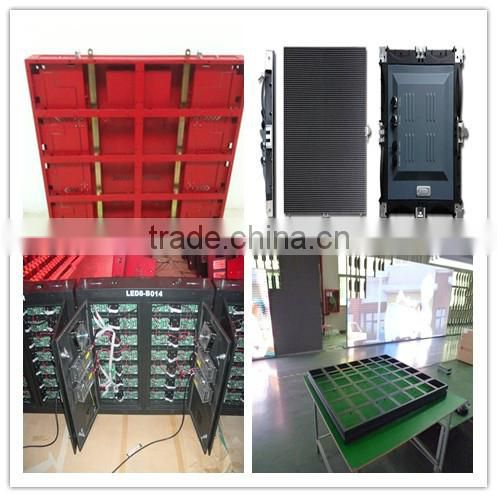 Die casting aluminum indoor /indoor rental led display screen p5,led video wall panel for indoor use