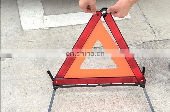 High quality aluminum traffic warning board for road safe
