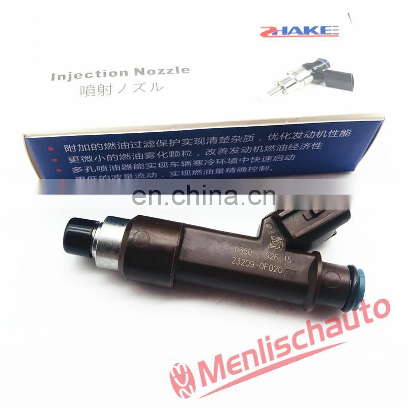 High Quality Fuel Injector 23250-0F020 for Matrix Corolla