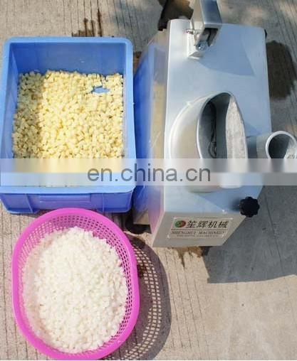 Electrical Manufacture  vegetable cutter machine/Leafy vegetable cutter electric carrot dicer machine