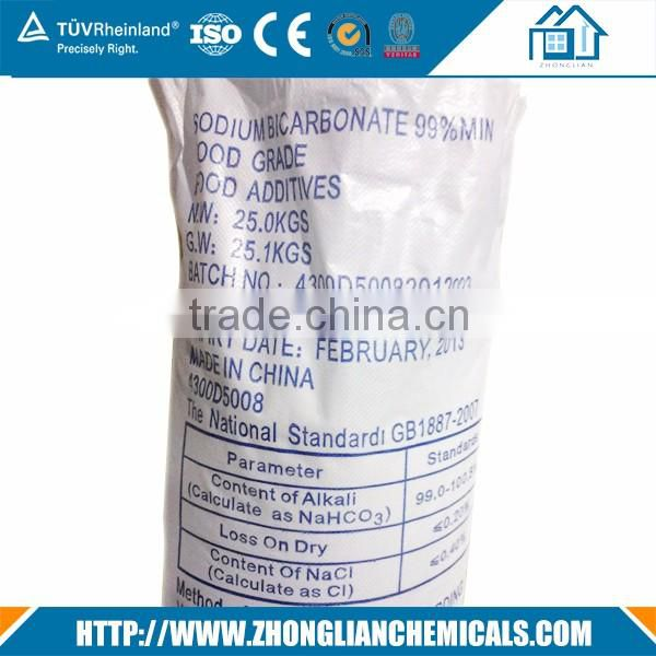 Good Quality Sodium Bicarbonate with Factory Price