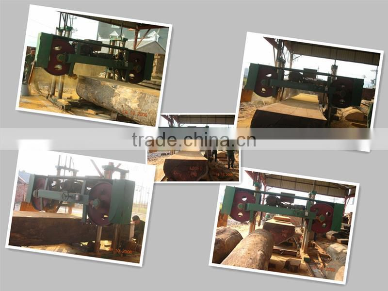 new style diesel engine portable sawmill with low price