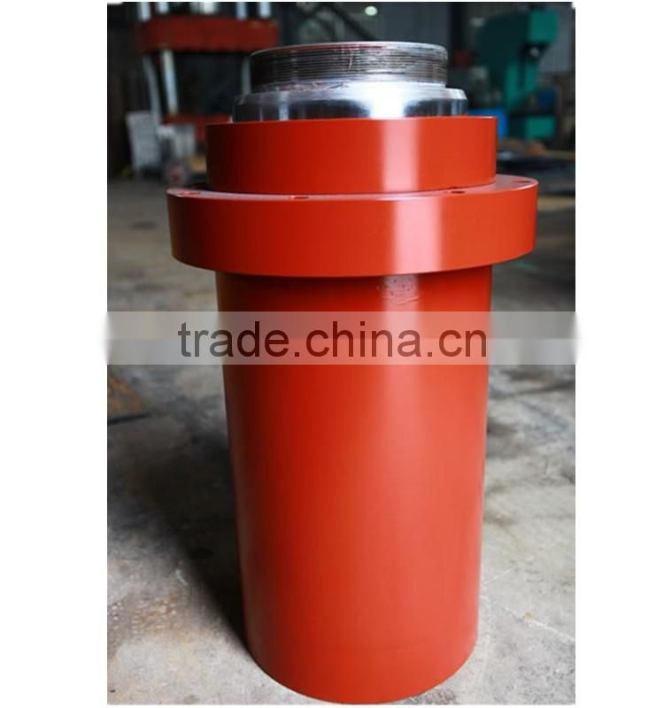 Stainless steel kitchenware press hydraulic cylinder