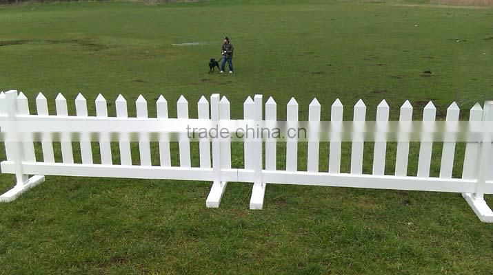 Fentech Uv protected Outdoor Tempory Plastic Fencing