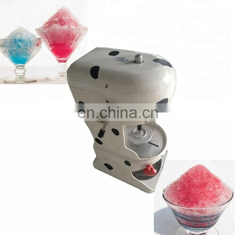 High quality cheap electric shaved ice machine Image