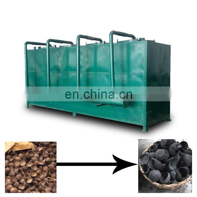 Manufacture outlet wood charcoal carbonization furnace wood charcoal carbonization furnace coconut shell carbonization stove