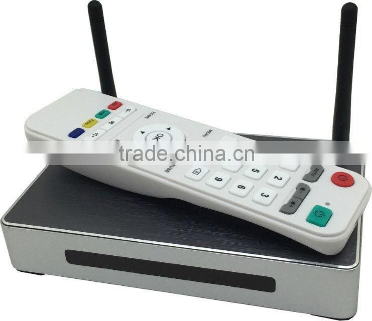 Media player Put logo for free OEM services,Android Internet HD Live Tv box European stream Arabic iptv Box Free Test