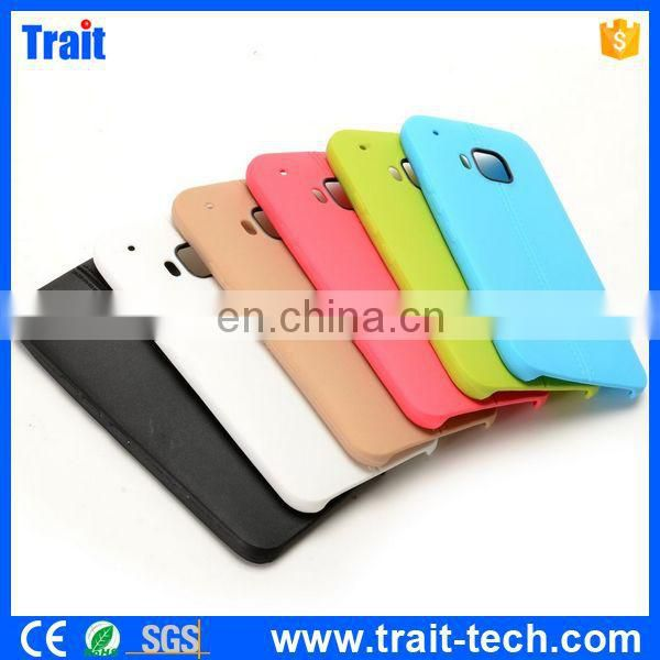 Dropshipping! Solid Color Flexible TPU Case for HTC One M9