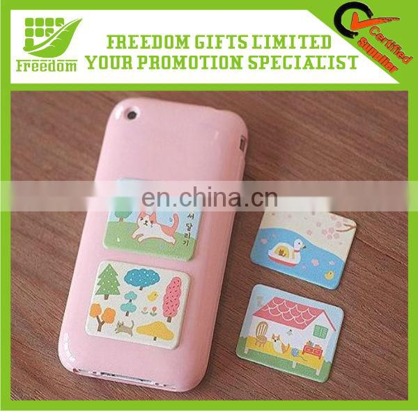 Promotional Good Quality Phone Back Sticker