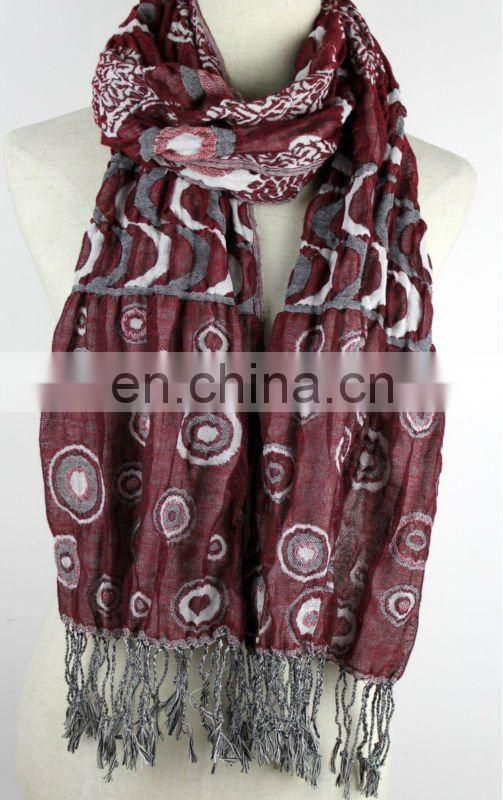 the hottest fashion scarf 2012-2013 wholesale underscarf (JDZ-193_14#)