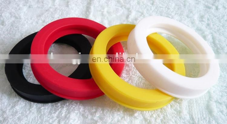 Top quality round flat rubber gasket made in China