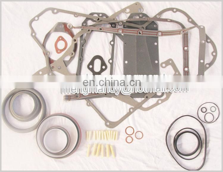 Engine parts 6ct repair kit 3806183- SET LOWER ENGINE GASKET