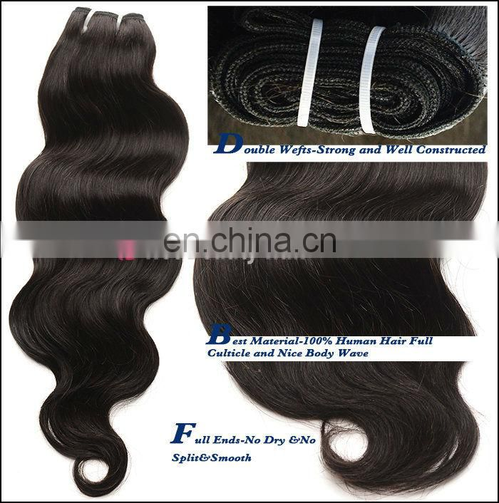 sensational Brazilian human hair extension body wave