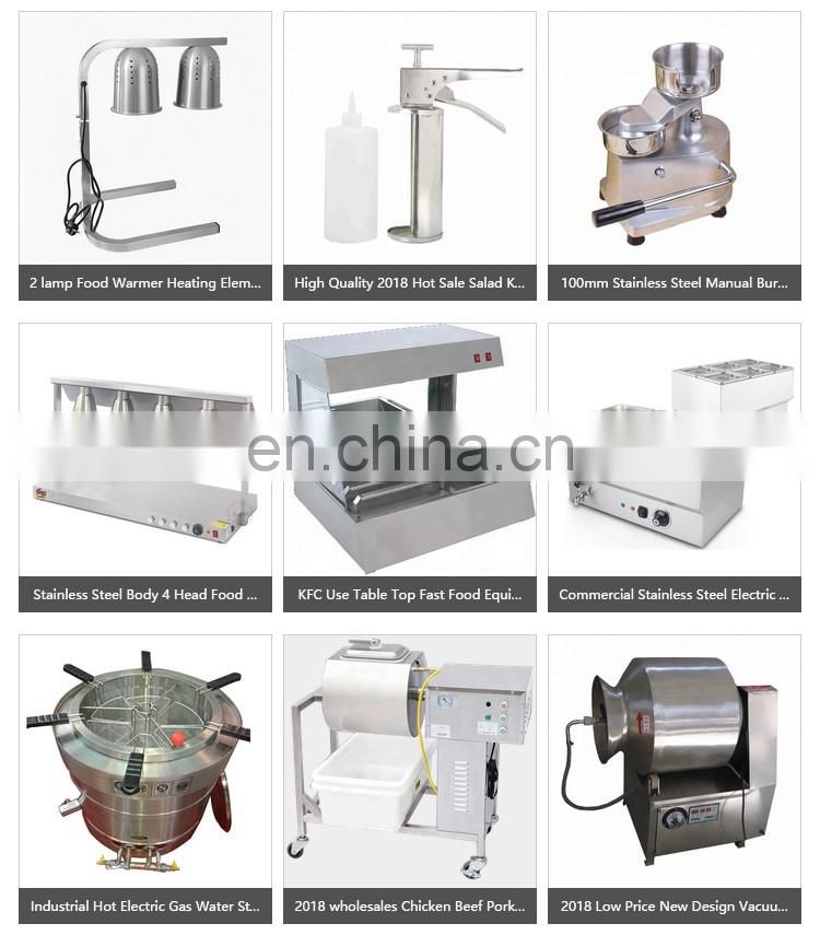 FY-17L Single Electric Cylinder Frying Timing Commercial Stainless Steel Fried Fryer Machine