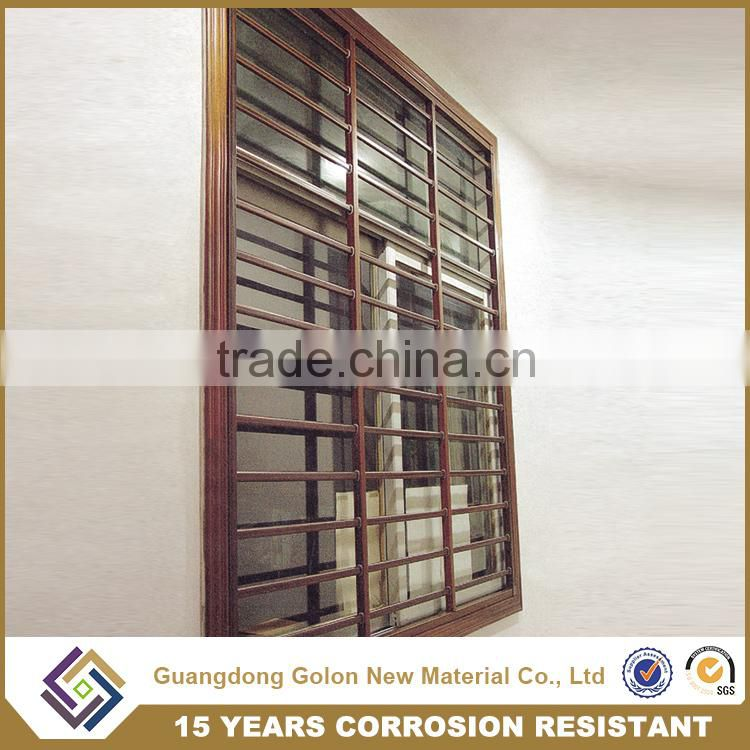 Modern House Window Grill Design Safety Wrought Iron Photos