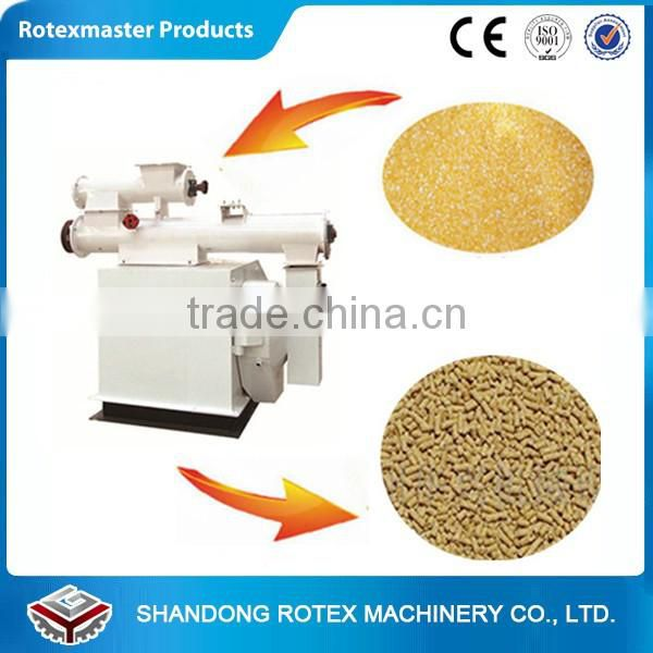 Poultry Feed Mill Production Linepoultry Pellet Feed Machine Line