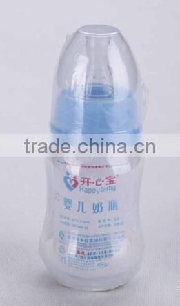 baby plastic milk bottle
