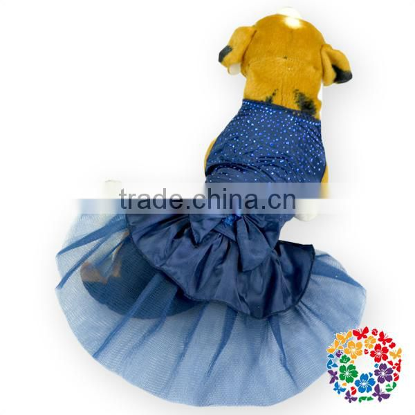 2015 New Fashion Small Dog Clothes Cute Pet Dog Tutu Dress Lace Skirt Dog Princess Clothes