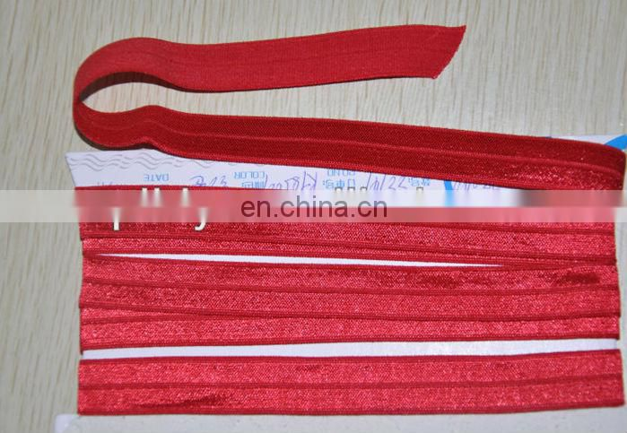 high quality print knitted machined elastic band
