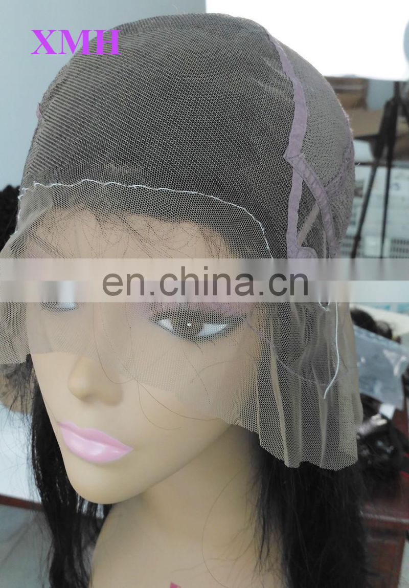 High Quality China Wholesale Human Hair Body Wave Full Lace Wigs