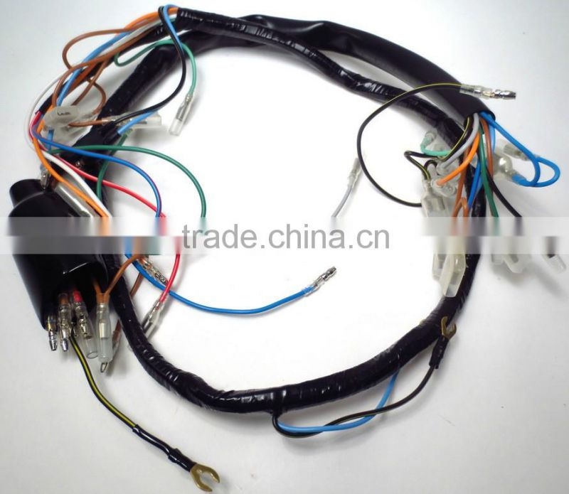 KAWASAKI Wiring Harness Engine H1 500 images - Auto chis ... on