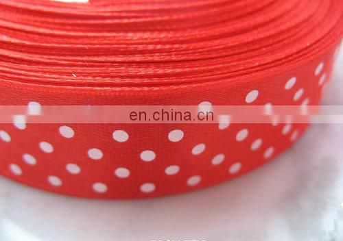 knotted ribbon bow for hair bow