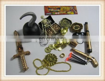 hot sell kid pirate toys,toy pirate gun,pirate telescope