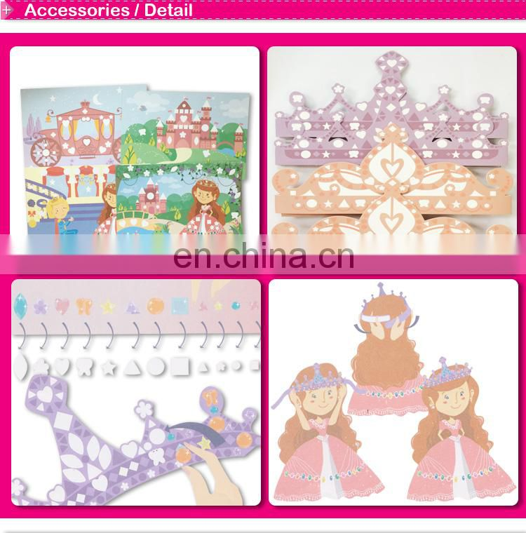 DIY CRAFT KIT PRINCESS GEM SET