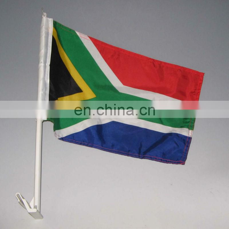 sports advertising car window flag