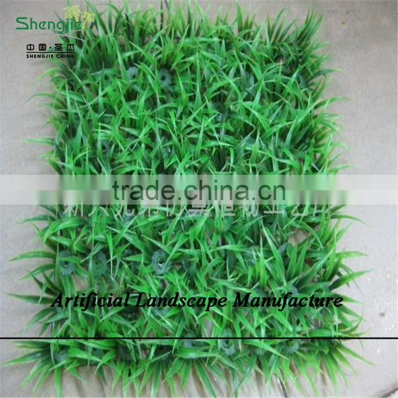 SJZJN 2737 Hot Sale Artifical Grass Mat,Artificial Grass Lawn, Fake Grass Field Artificial Grass Door Mat