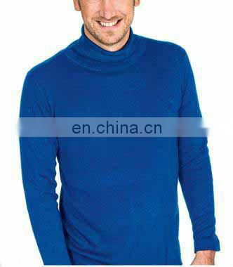 men turtleneck silk sweater