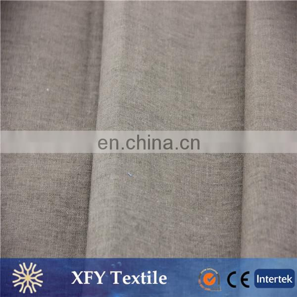 hangzhou XFY dyeing linen viscose fabric for upholstery