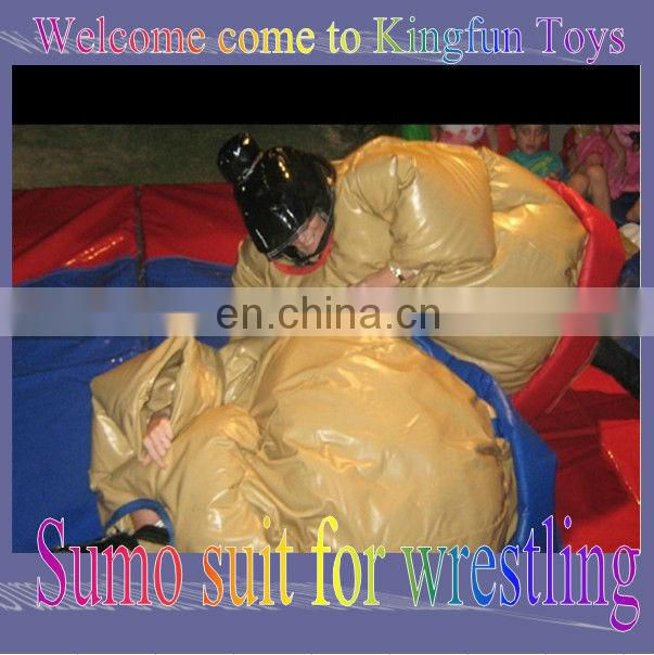 Children superman sumo costume