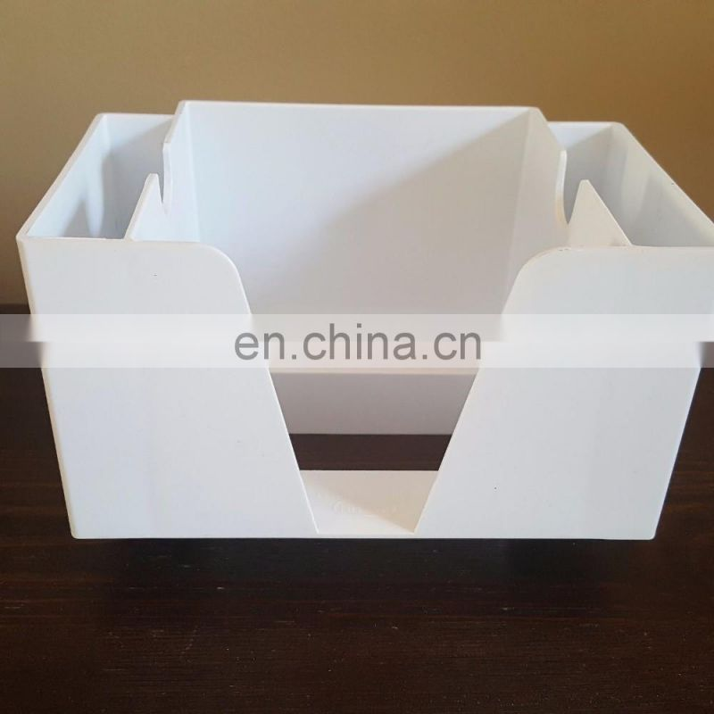 Promotional Customize PS/ABS/Acrylic Bar Caddy With Logo Printed