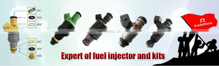 High Quality Fuel Injector Repair Rebuild Kits O-Rings Grommets Filters Seals CF-6616
