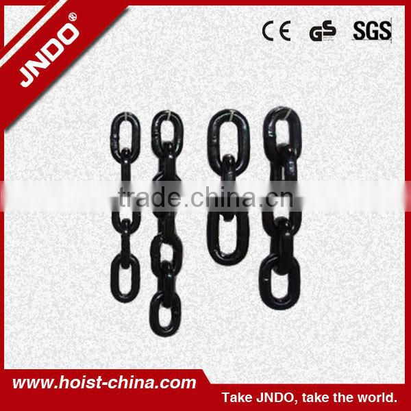 Grade 80 En818-2 Calibrated Load Alloy Steel Lifting Chain