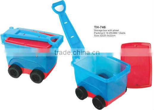 plastic storage handy box 3pcs as a set