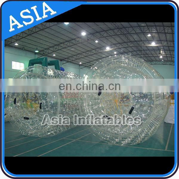 High quality oem inflatable human hamster water wheel