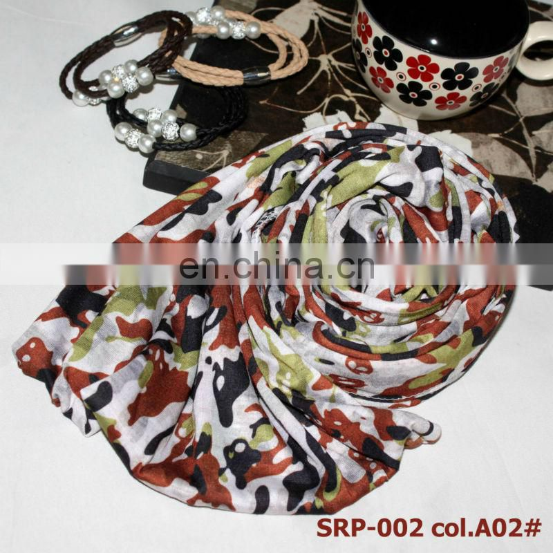2014 Wholesale chevron infinity scarf loop (SRP-002 col.02#)