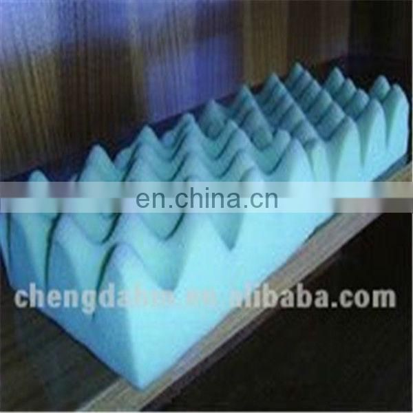 Wave shape acoustic foam, eggcrate shape acoustic foam,Music Recording Studio Soundproofing Wall Panel Foam Sponge