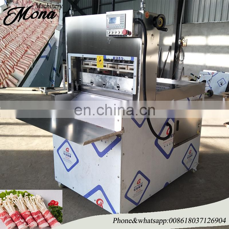 Cheap Price meat slicer with long working life