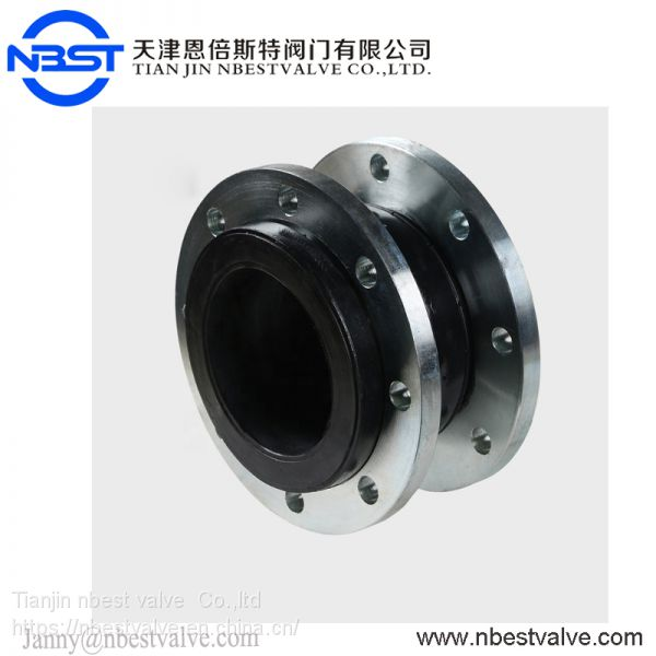 single sphere rubber expansion joint 02