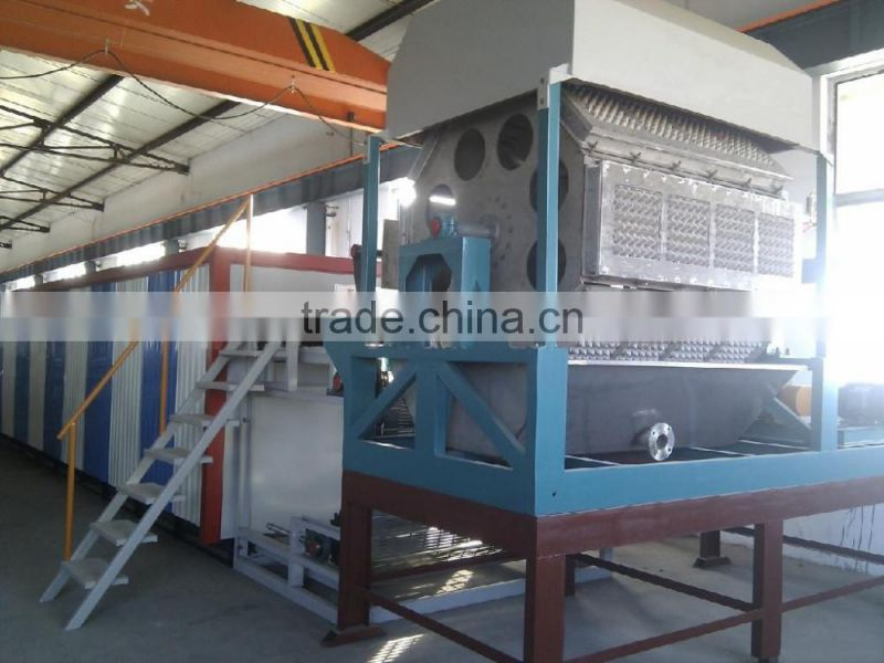 automatic paper pulp egg tray making machine price