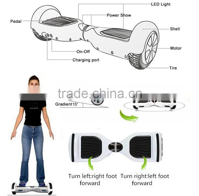 Chinese Kid Games Bluetooth Scooter Hoverboard blank skateboard decks wholesale