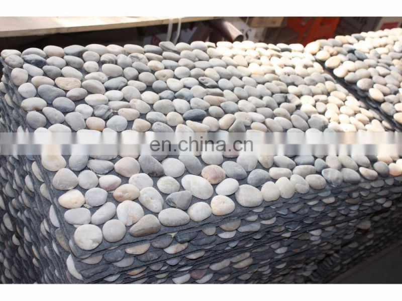 granite cobble stone mat