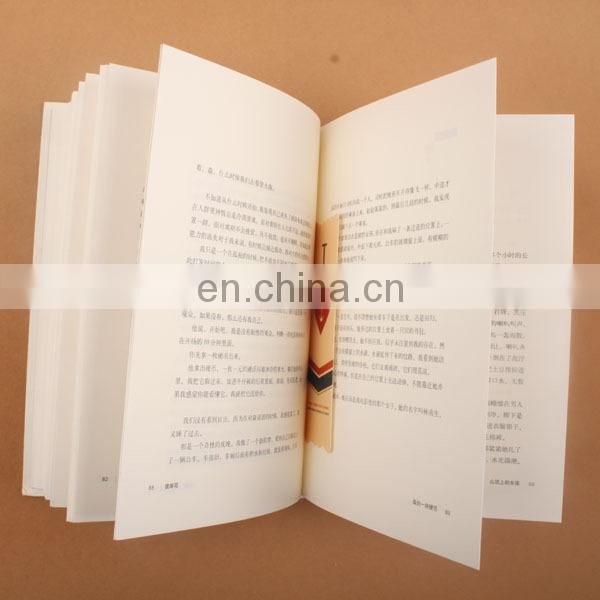 Customized shape CMYK color cute small cheap printed paper bookmark