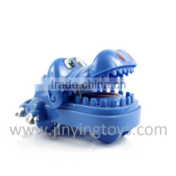 Wind up animal toys wind up crocodile design toys for sale