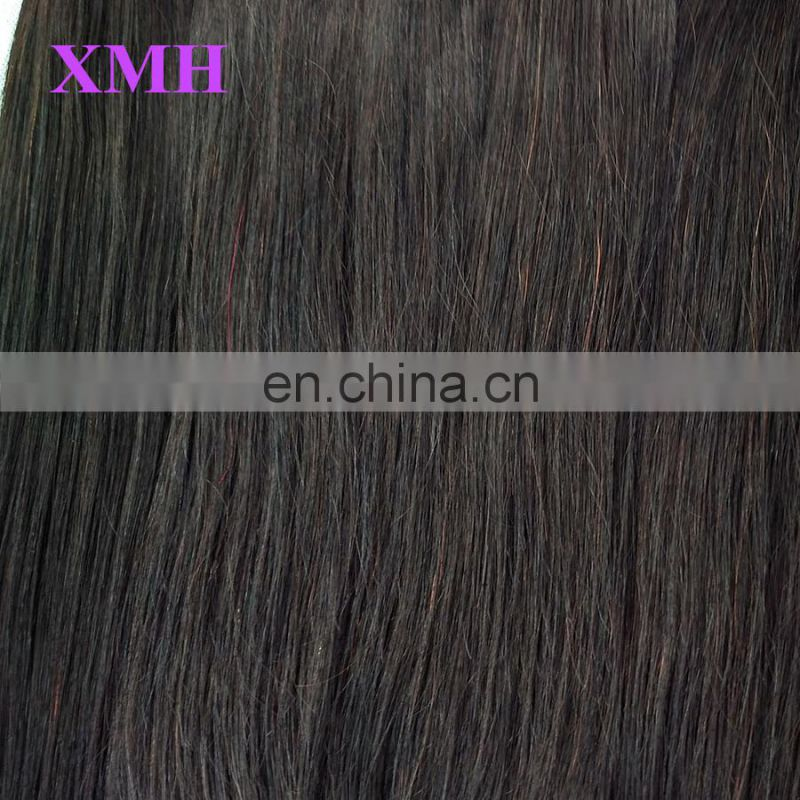 Top quality no tangle wholesale 100% virgin human hair weave 8A grade brazilian hair