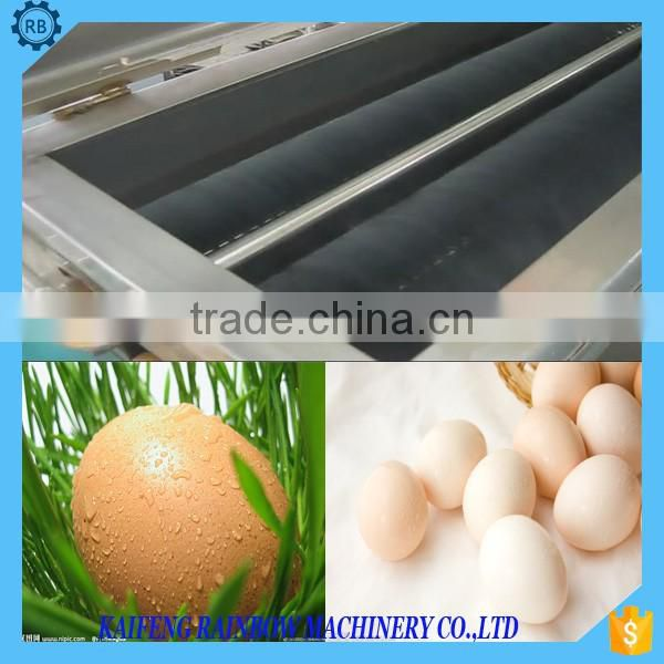Best Selling Automatic Egg Cleaning/Washing Equipment/Machine
