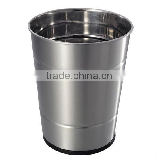 Brushed Stainless Steel MIni Garbage Bin